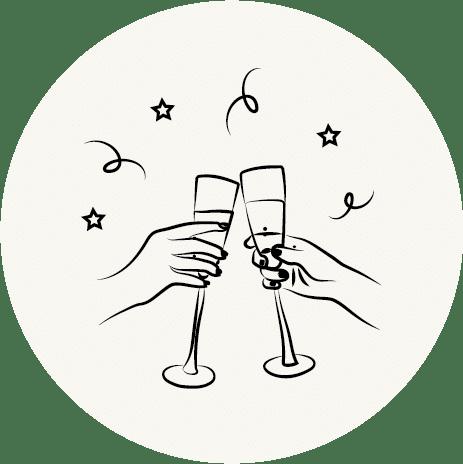 Organisation pour tout évènement mariage avec la méthode Müve